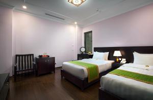 Binh Anh Hotel Hanoi, Szállodák  Hanoi - big - 14