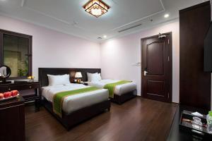 Binh Anh Hotel Hanoi, Szállodák  Hanoi - big - 12
