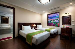 Binh Anh Hotel Hanoi, Szállodák  Hanoi - big - 10