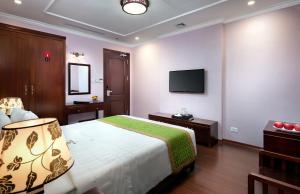 Binh Anh Hotel Hanoi, Szállodák  Hanoi - big - 11