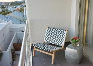 Lejlighed med 1 soveværelse og balkon