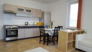 Green apartment Vinitsa