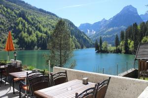Berghotel Obersee, Hotels  Näfels - big - 4