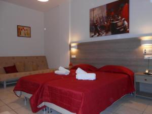 Voula Hotel & Apartments, Hotely  Hersonissos - big - 24