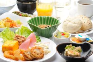 Hotel Route-Inn Ueda, Economy business hotely  Ueda - big - 32
