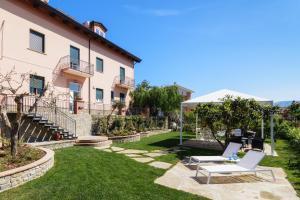 Casa Vittoria, Ferienwohnungen  Agropoli - big - 29
