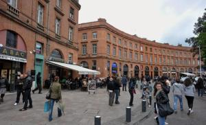 La Marquise Roosevelt, Apartments  Toulouse - big - 28