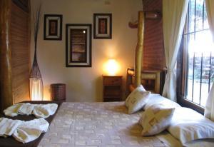 Loma Escondida Apart Cabañas & Spa, Lodges  Villa Gesell - big - 6