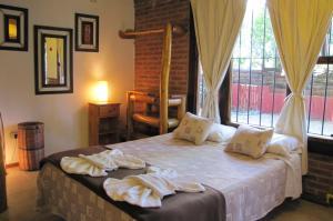 Loma Escondida Apart Cabañas & Spa, Lodges  Villa Gesell - big - 5