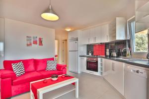 Kasinn Apart Kirmizi, Apartments  Kas - big - 6
