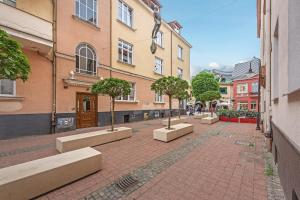 Sopot Prestige by Welcome Apartment, Apartmány  Sopoty - big - 54