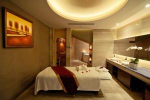 DoubleTree by Hilton Chongqing North, Szállodák  Csungcsing - big - 37