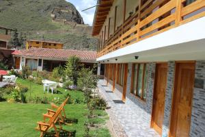 Hotel Tierra Inka Sacred Valley, Szállodák  Ollantaytambo - big - 56