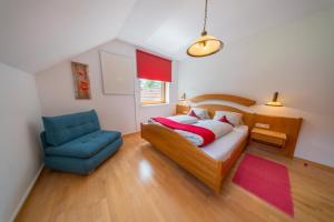 Ferienwohnungen Fischerhaus - direkt am See, Apartmanok  Millstatt - big - 114