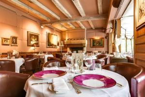 Relais & Châteaux-Hotel Cazaudehore - La Forestière