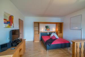Ferienwohnungen Fischerhaus - direkt am See, Apartmanok  Millstatt - big - 107