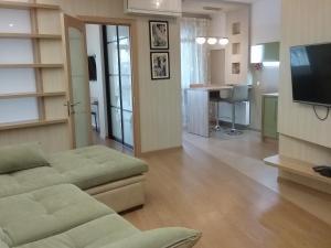 Apartment Larisa, Apartmanok  Szocsi - big - 17