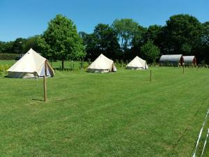 Bell Tents @ Long Acres