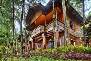 Jambuluwuk Resort Ciawi, Üdülőtelepek  Bogor - big - 21
