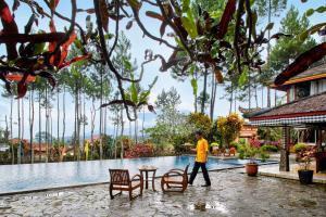 Jambuluwuk Resort Ciawi, Üdülőtelepek  Bogor - big - 39