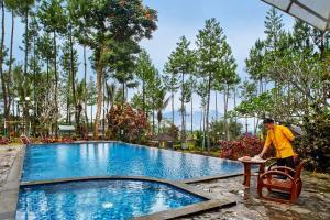 Jambuluwuk Resort Ciawi, Üdülőtelepek  Bogor - big - 18
