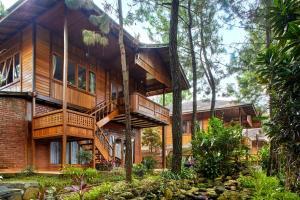 Jambuluwuk Resort Ciawi, Üdülőtelepek  Bogor - big - 8