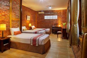 Jambuluwuk Resort Ciawi, Üdülőtelepek  Bogor - big - 43