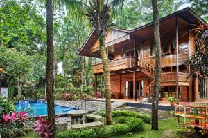 Jambuluwuk Resort Ciawi, Üdülőtelepek  Bogor - big - 46