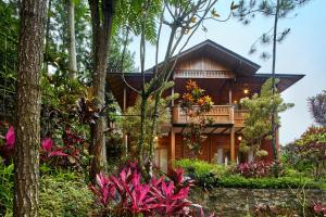 Jambuluwuk Resort Ciawi, Üdülőtelepek  Bogor - big - 4