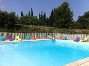 Appart'City Toulon- Six Fours Les Plages, Apartmánové hotely  Six-Fours-les-Plages - big - 1