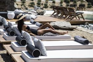 Portes Suites & Villas Mykonos, Aparthotels  Glastros - big - 58
