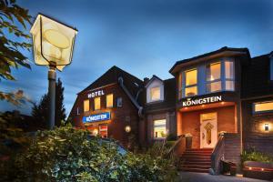 Hotel Königstein Kiel by Tulip Inn, Hotels  Kiel - big - 37
