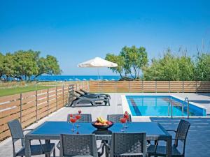 Blue Oyster Villas, Виллы  Платанес - big - 66