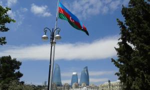AZADLIG Street 3, Apartmány  Baku - big - 17