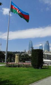 AZADLIG Street 3, Apartmány  Baku - big - 31