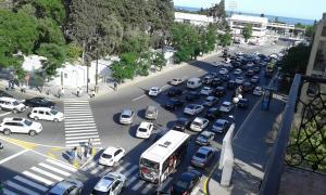 AZADLIG Street 3, Apartmány  Baku - big - 30