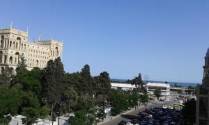 AZADLIG Street 3, Apartmány  Baku - big - 29