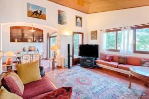 Romantic Villa near Monaco, Ville  Roquebrune-Cap-Martin - big - 17