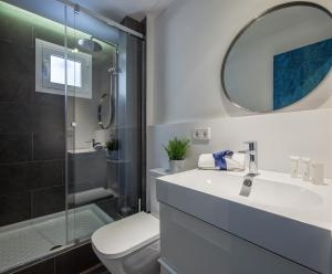 Habitat Apartments Cool Jazz, Apartmány  Barcelona - big - 46