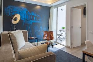 Habitat Apartments Cool Jazz, Апартаменты  Барселона - big - 13