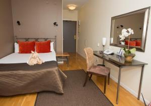 Grand Lit Single Room