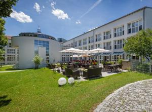 St. Raphael im Allgäu, Hotel  Kempten - big - 9