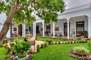 Casa Azul Monumento Historico, Отели  Мерида - big - 20