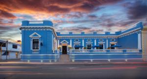 Casa Azul Monumento Historico, Отели  Мерида - big - 1