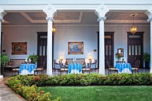 Casa Azul Monumento Historico, Отели  Мерида - big - 22