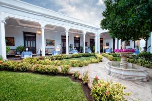 Casa Azul Monumento Historico, Отели  Мерида - big - 23