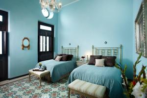Casa Azul Monumento Historico, Отели  Мерида - big - 12