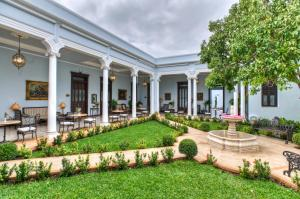 Casa Azul Monumento Historico, Отели  Мерида - big - 26