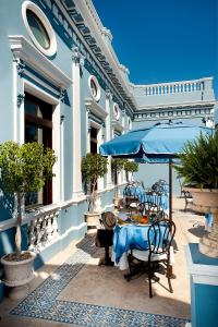 Casa Azul Monumento Historico, Отели  Мерида - big - 27