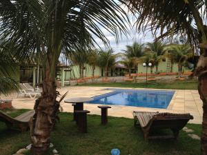 Pousada Villa Verde, Гостевые дома  Бузиус - big - 12